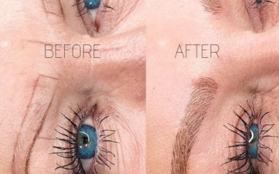 5 Main Differences between Microblading and eyebrow tattooing