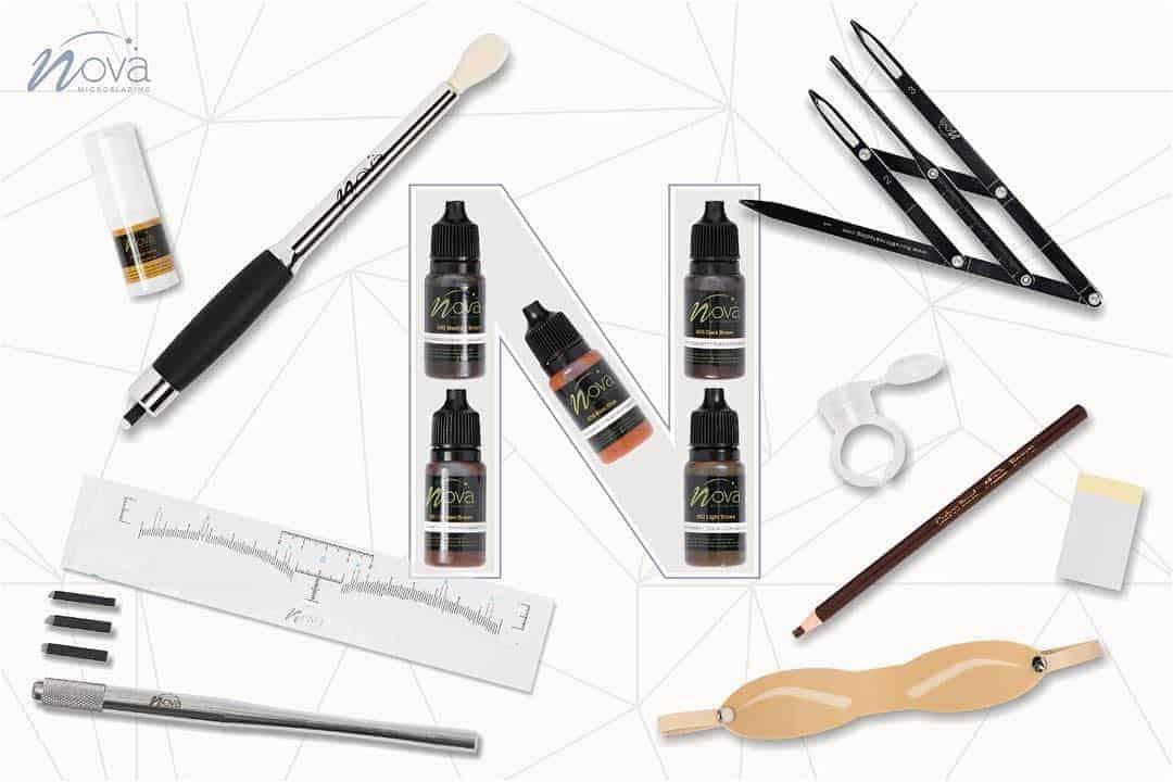 microblading studio setup