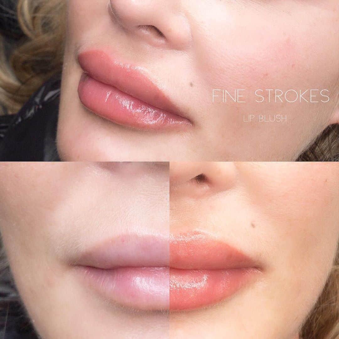 detroit michigan lip blush training